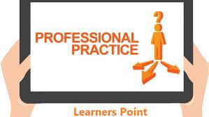 DCQ6132 -PROFESSIONAL PRACTICE 3 JUN2020
