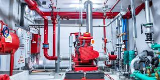 DCB40142 FIRE PROTECTION SYSTEM DIS2020